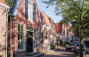 Gemütliches Ferienhaus : Region Enkhuizen für 2 Personen