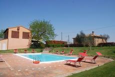 Appartement 1476528 voor 5 personen in Lungagnana