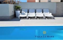 Holiday apartment 1477716 for 2 adults + 3 children in Privlaka