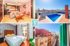 Appartement 1479548 voor 4 personen in Malaga