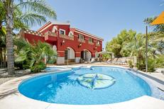 Ferienhaus 1479591 für 10 Personen in Alhaurin el Grande
