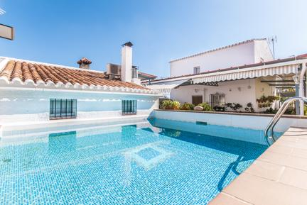 Gemütliches Ferienhaus : Region Costa-del-Sol für 12 Personen