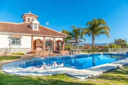 Gemütliches Ferienhaus : Region Costa-del-Sol für 13 Personen