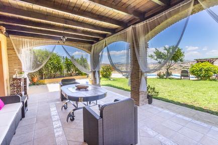 Gemütliches Ferienhaus : Region Costa-del-Sol für 6 Personen