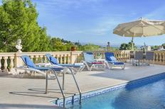 Holiday home 1480214 for 6 persons in Portals Nous