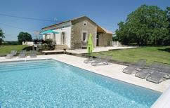 Holiday home 1481707 for 8 persons in Saint Aubin de Cadelech