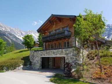 Gemütliches Ferienhaus : Region Salzburg für 9 Personen
