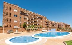 Appartement 1481992 voor 4 volwassenen + 2 kinderen in Oropesa del Mar