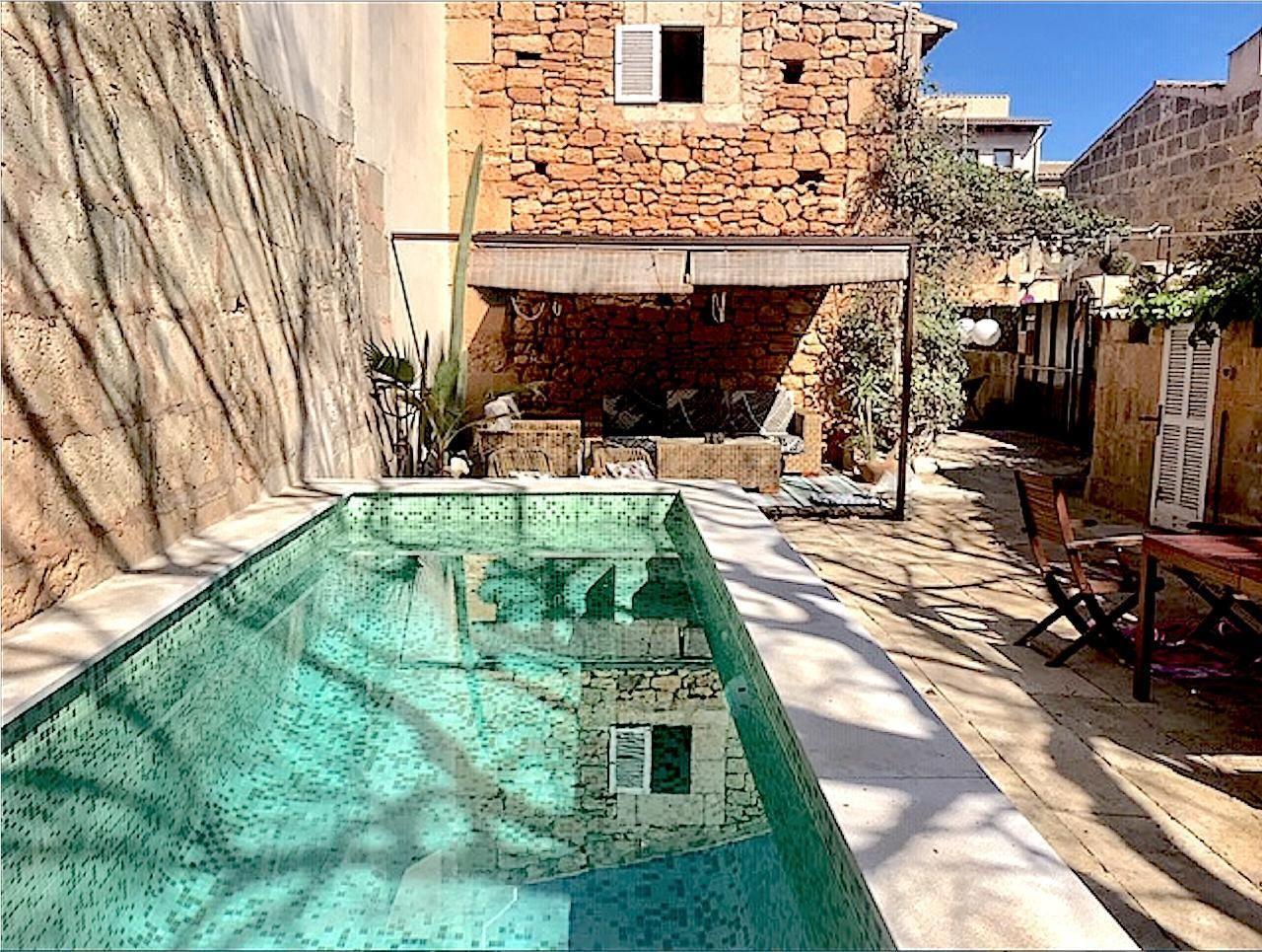 Ferienhaus mit Privatpool für 4 Personen ca 80 m² in Ses Salines Mallorca Südostküste von Mallorca