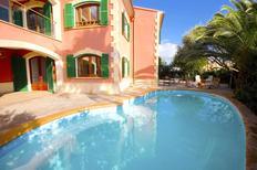Vakantiehuis 1482522 voor 9 personen in Sa Rapita