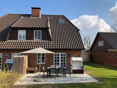 Gemütliches Ferienhaus : Region Föhr für 6 Personen