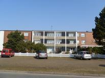 Appartement 1482658 voor 2 personen in Wijk op Föhr