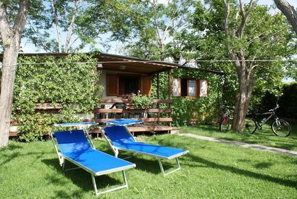 Mobilehome : Region Toskana für 4 Personen