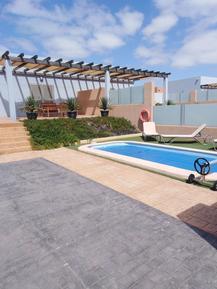 Gemütliches Ferienhaus : Region Caleta de Fuste für 6 Personen