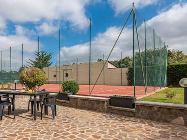 Gemütliches Ferienhaus : Region Alghero für 7 Personen