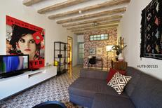 Appartement 1485516 voor 6 personen in Barcelona-Ciutat Vella