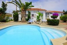 Holiday home 1485710 for 6 adults + 2 children in Miami Platja