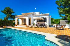 Holiday home 1485908 for 6 persons in Jávea