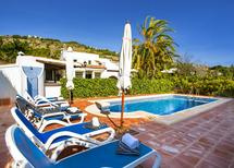 Holiday home 1485911 for 8 persons in Jávea