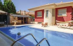 Villa 1487348 per 8 adulti + 1 bambino in Lorquí