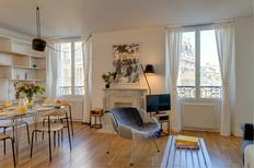 Appartement 1487681 voor 4 personen in Paris-Temple-3e