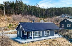 Gemütliches Ferienhaus : Region Hardangerfjord für 9 Personen