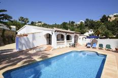 Holiday home 1488813 for 4 persons in Teulada
