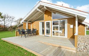 Gemütliches Ferienhaus : Region Skaerbaek für 7 Personen