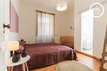 Für 6 Personen: Hübsches Apartment / Ferienwohnung in der Region Lissabon