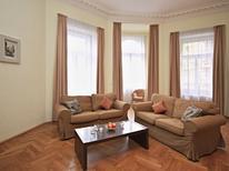 Appartement 1491624 voor 7 personen in Praag 2-Nové Město