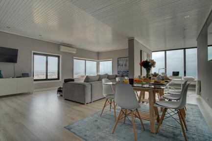 Für 10 Personen: Hübsches Apartment / Ferienwohnung in der Region Costa de Lisboa