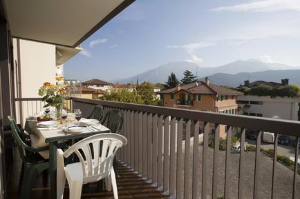 Für 6 Personen: Hübsches Apartment / Ferienwohnung in der Region Riva del Garda
