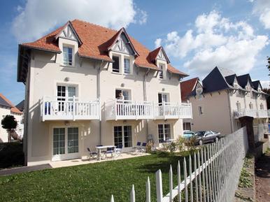 Für 6 Personen: Hübsches Apartment / Ferienwohnung in der Region Cabourg