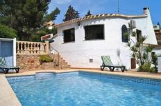 Holiday home 1494124 for 6 persons in Dénia