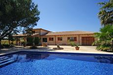 Holiday home 1494261 for 8 persons in Santa Margalida