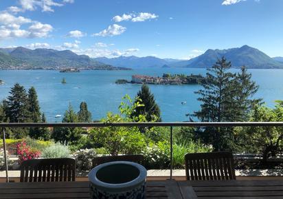 Für 5 Personen: Hübsches Apartment / Ferienwohnung in der Region Lago Maggiore