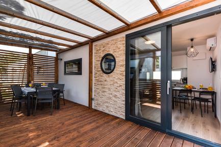 Für 7 Personen: Hübsches Apartment / Ferienwohnung in der Region Vodice