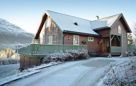 Gemütliches Ferienhaus : Region Südnorwegen für 9 Personen