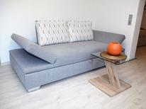 Appartement 1495772 voor 2 personen in Ottersweier