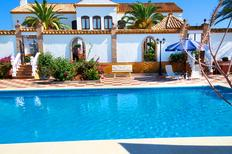 Holiday home 1496954 for 10 adults + 2 children in Lora del Río