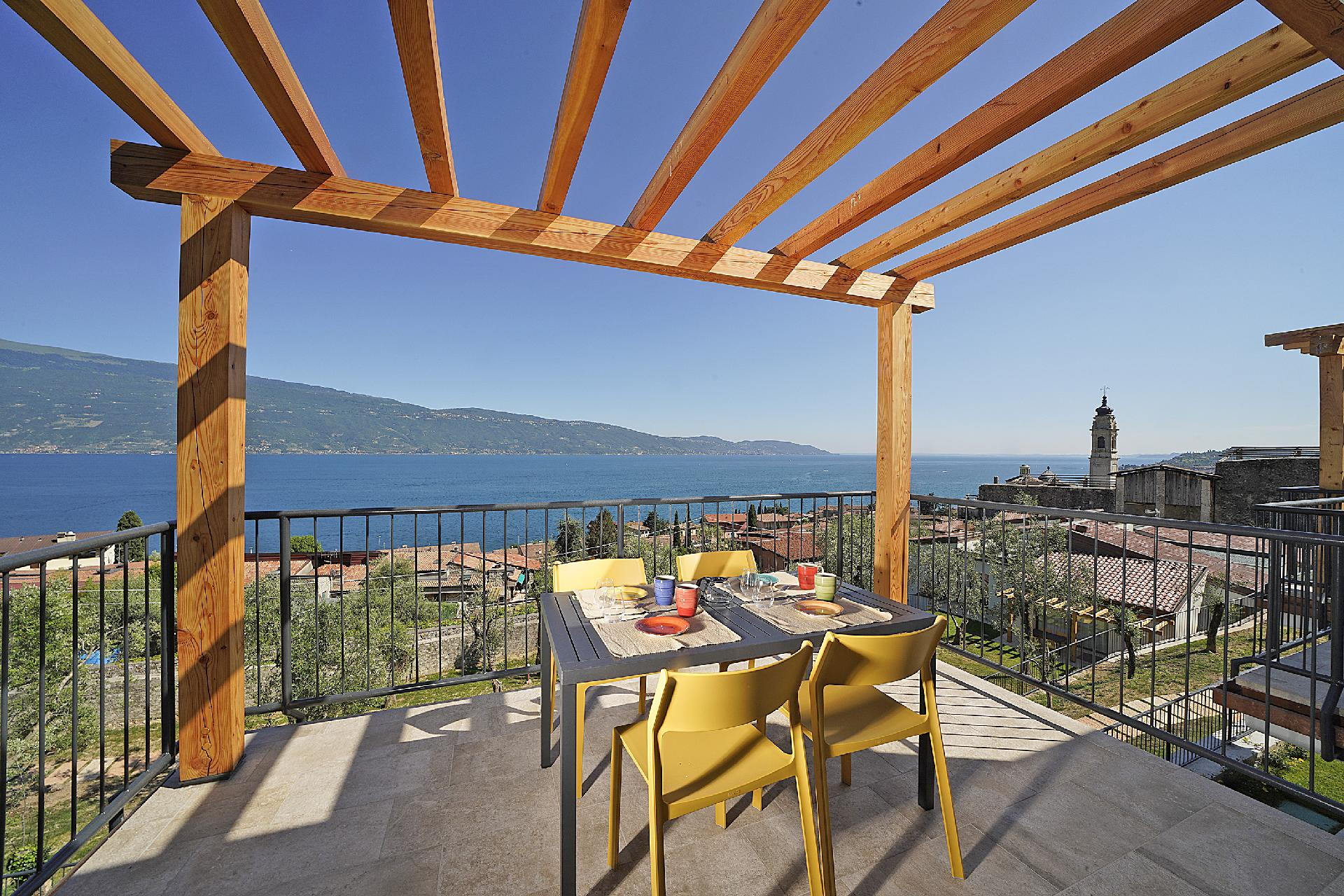 Ferienwohnung für 4 Personen ca. 65 m² i   Gargnano