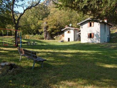 Gemütliches Ferienhaus : Region Luganer See für 5 Personen