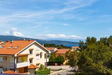 Apartamento 1498465 para 4 personas en Krk