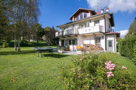 Gemütliches Ferienhaus : Region Luganer See für 9 Personen