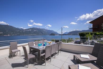 Für 12 Personen: Hübsches Apartment / Ferienwohnung in der Region Comer See