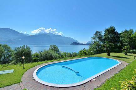 Für 9 Personen: Hübsches Apartment / Ferienwohnung in der Region Comer See