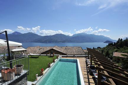 Gemütliches Ferienhaus : Region Comer See für 11 Personen