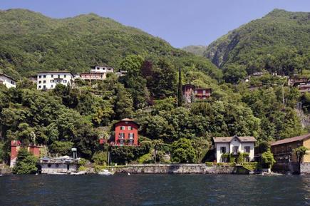 Gemütliches Ferienhaus : Region Comer See für 10 Personen
