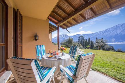 Gemütliches Ferienhaus : Region Comer See für 7 Personen