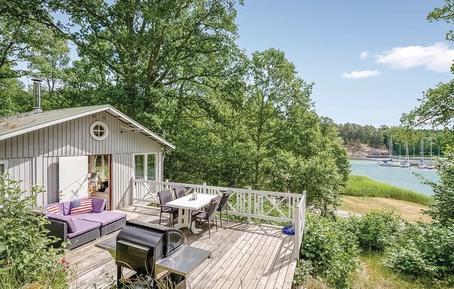 Gemütliches Ferienhaus : Region Mittelschweden für 9 Personen